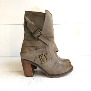 Jeffery Campbell France Boots